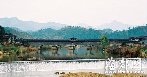 南平松溪:生态休闲养生产业崭露头角 新旅游圣地