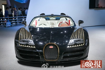 北京豪车吧_2014北京车展天价豪车有哪些?限量版豪车已售磐